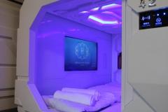 Capsule bed in the Hostel - hhostel.is