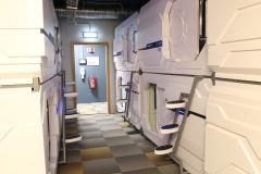 Capsule beds in the Hostel - hhostel.is